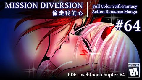 Mission Diversion webtoon #64: Mature version