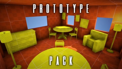 Unreal Engine - House Prototype Pack