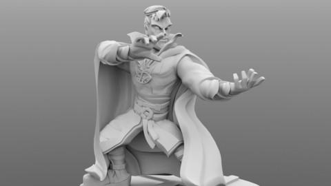Dr Strange 3D Print