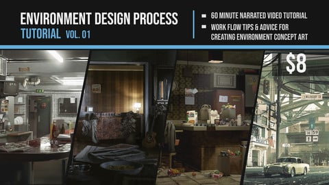 Environment Design Process Tutorial Vol 01
