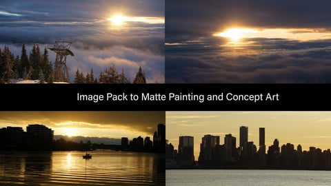 426 Image_Pack_Sunset and Skies