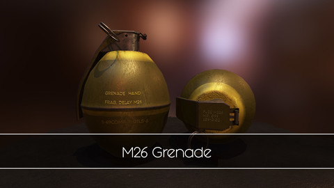 M26-Grenade
