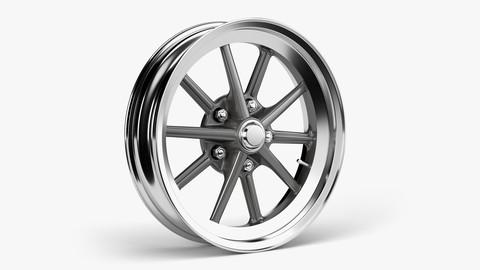 ET Gasser Wheel
