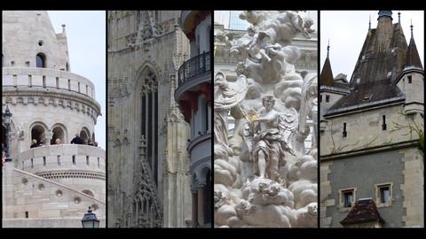 VIENNA, BUDAPEST, DREZDEN, PRAGUE Architecture | Reference Pack