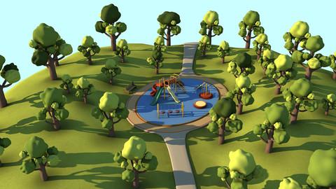 Toon Playground