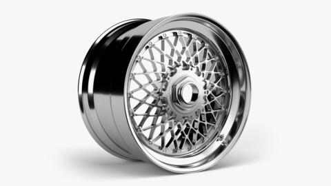 BBS E55 Wheel