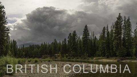 BRITISH COLUMBIA - HDR PANO PHOTO PACK