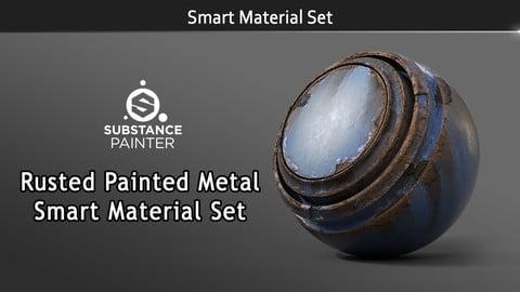 Rust - Smart Materials