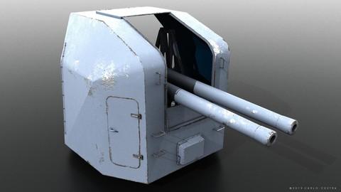 Skoda 10 cm K10 - OTO 100-47