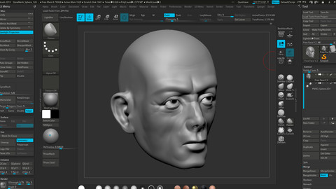 Hassan Base Stylized Head V.2