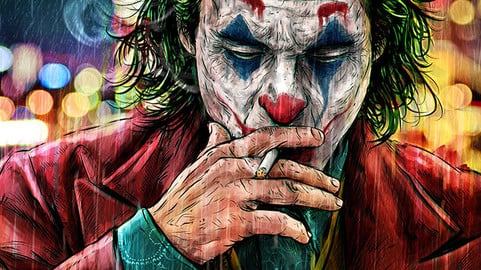 Smoking Joker Pt. 01