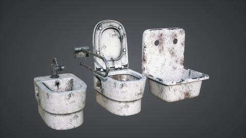 Abandoned Toilet
