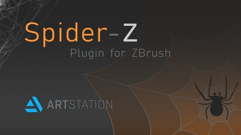 SpiderZ - ZBrush Plugin (Win x64)