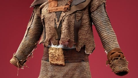 Medieval Soldier Costume