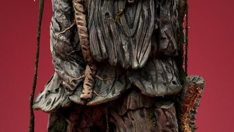 Tree Man Costume