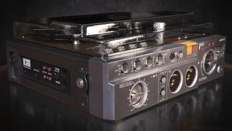 Sony TC510 2 Pro