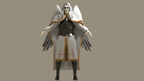 Nephilim Commander