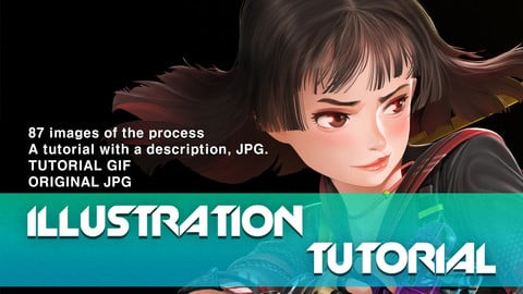 Character Illustration Tutorial_SAILOR