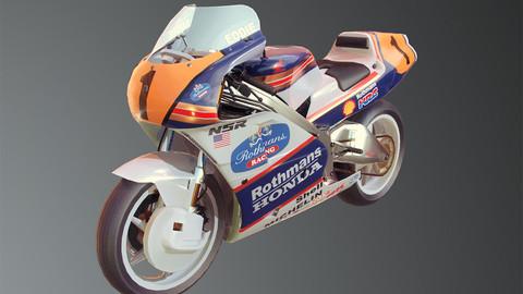 Honda NSR 500 HRC
