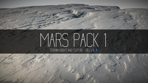 Mars Pack 1