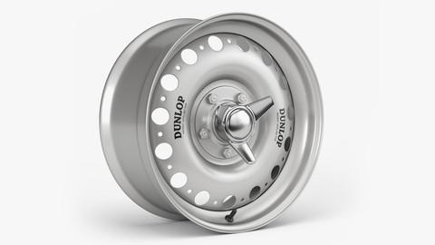 Dunlop D-Type Wheel