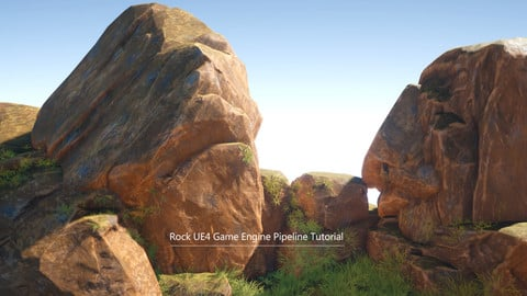 Rock UE4 Game Engine Pipeline Tutorial