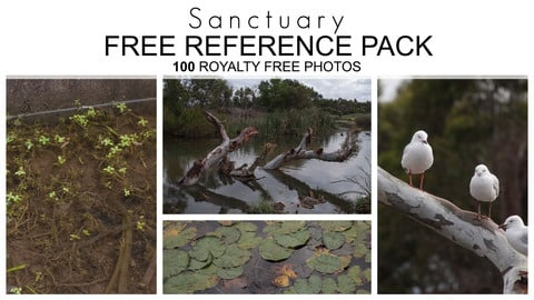 Free Reference Pack - Sanctuary - Royalty Free Photos
