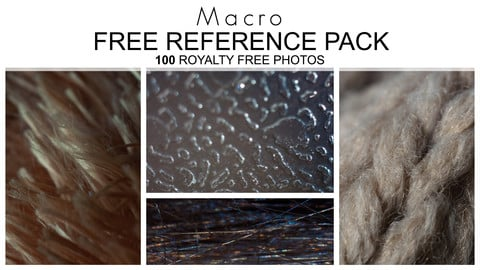 Free Reference Pack - Macro - Royalty Free Photos