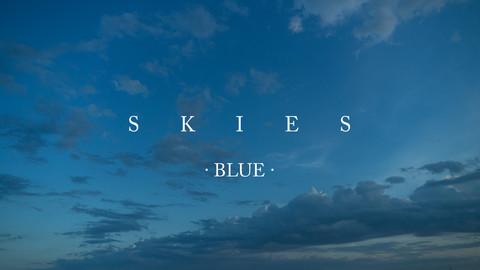 Skies 3 BLUE