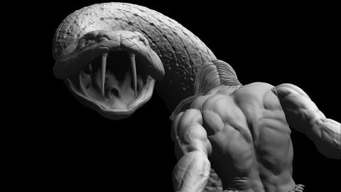 3D Print Model - Conan The Barbarian