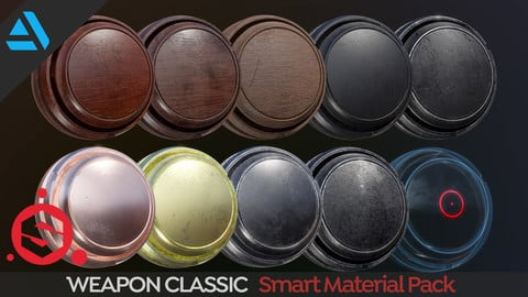 Weapon Classic - SP Smart Material Pack