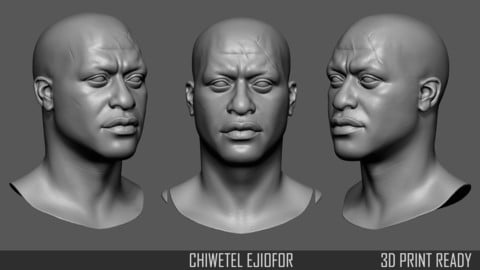 Chiwetel Ejiofor - Print Ready