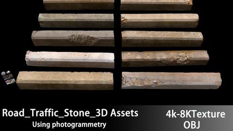 Road_Traffic_Stone_Photogrammetry