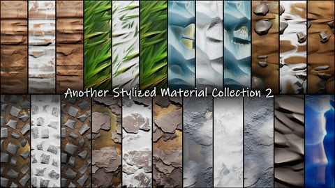 Another Stylized Material Collection 2