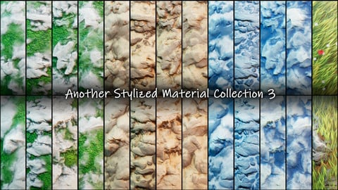 Another Stylized Material Collection 3
