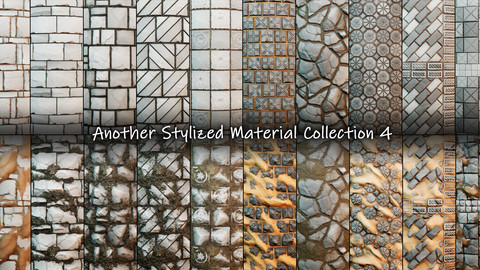 Another Stylized Material Collection 4