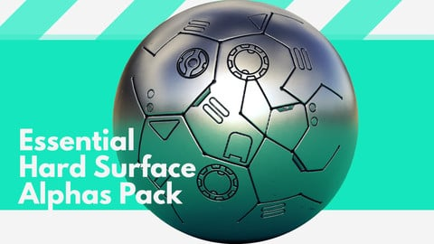 [Essential Hard Surface Alphas Pack]