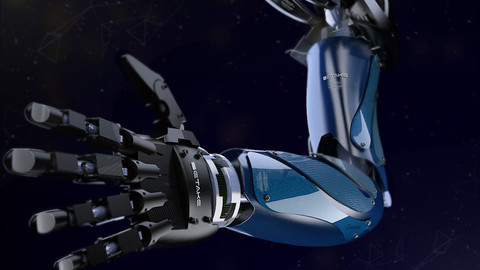 Bionic arm prosthesis