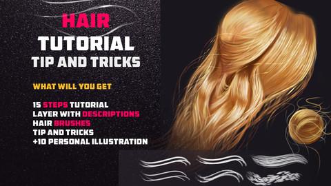 HAIR TUTORIAL / TIP AND TRICKS / HAIR BRUSHES