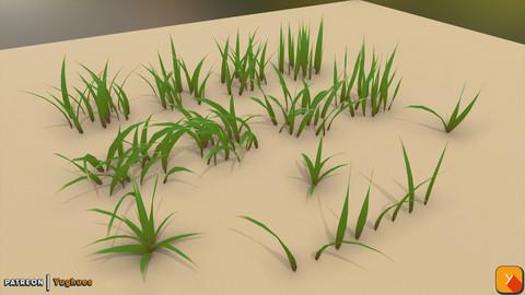 Yughues Grass