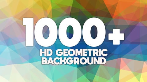 1000 Triangle Geometric Bundle Vol.1