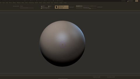 Zbrush - True Sculpt MatCap