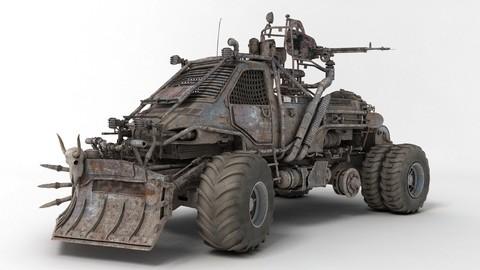 Apocalyptic Truck 001