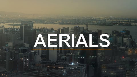 MATTE PAINTING - AERIAL