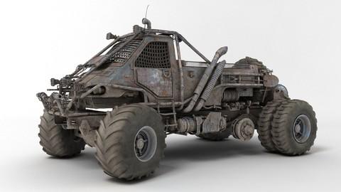 Apocalyptic Truck 002