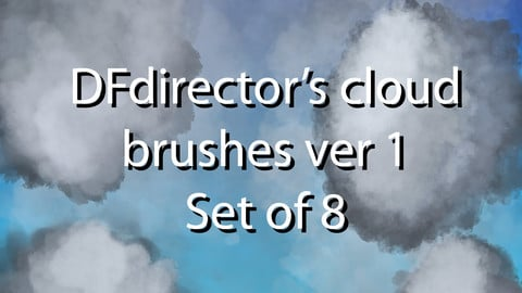 DF Clouds Ver 1 Free (CS5+)