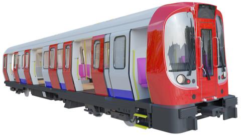 London underground S8