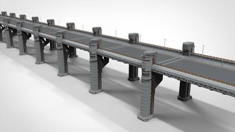 sci-fi bridge 2