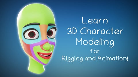 Character Facial Modeling Course
