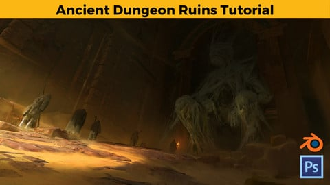 Ancient Dungeon Ruins Tutorial